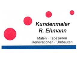 Kundenmaler R. Ehmann - Malen, Tapezieren, Rennovationen, Umbauarbeiten